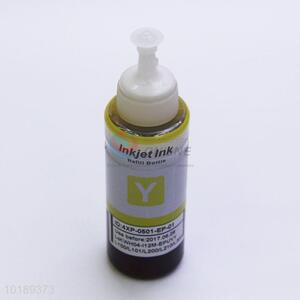 Inkjet Ink Yellow Refill Bottle Office Printing Ink