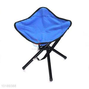 Low Price Wholesale Portable Outdoor Foursquare Stool Folded Chairs