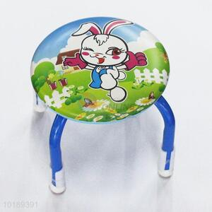 High Quality PU Leather Comfortable Baby Stool