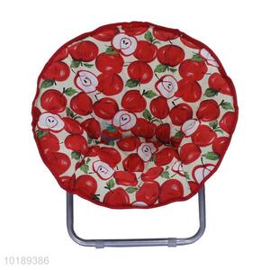 Portable Stool Folded Moon Chair Comfortable Lazy Chair