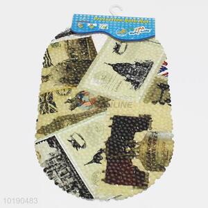 Wholesale Printed Bath Mat Anti-slip Mat