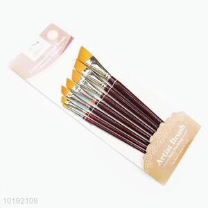 7pcs paintbrushes Set Made In China