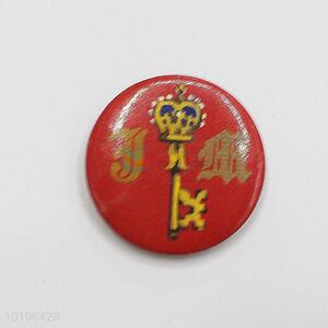 Factory Direct Brooch Pin Badge Accessories for Hat Decoration