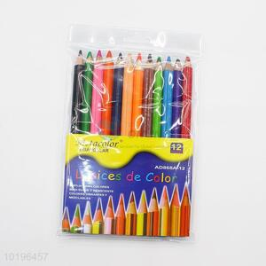 High Quality Colorful Pencil for Drawing 12 Pcs