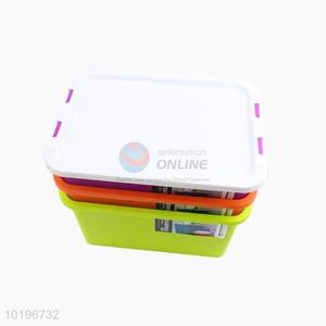 Factory direct stackable plastic <em>storage</em> boxes