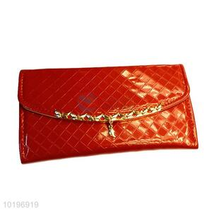 Red popular new style simple purse