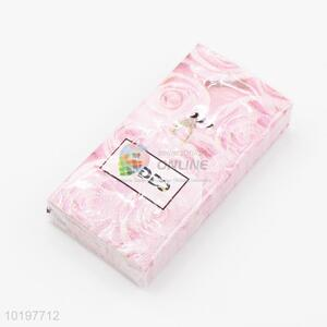 Best selling printed pocket tissue/paper napkins/tissue paper