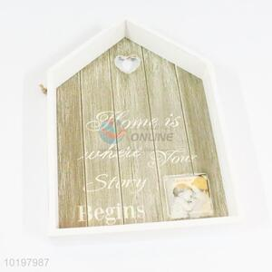 Popular fashionable bottom price photo frame decoration
