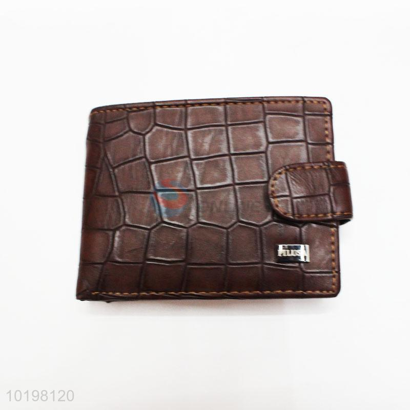 Promotional Brown Purse/Wallet for Daily Use