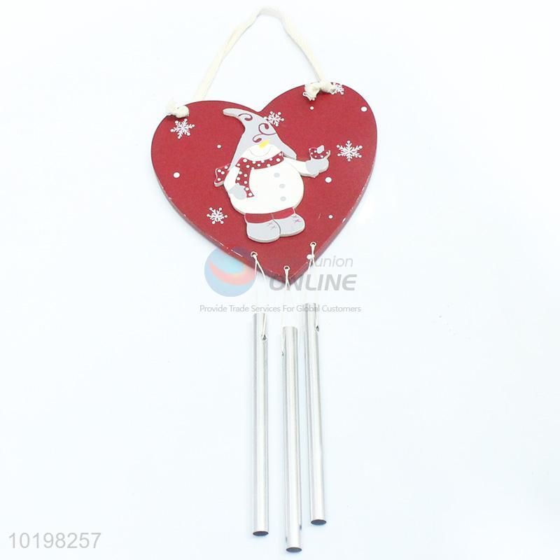 Nice Design Top Quality Lovely Heart Shaped Wind Chimes