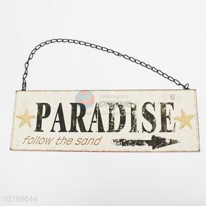 Promotional low price wholesale doorplate
