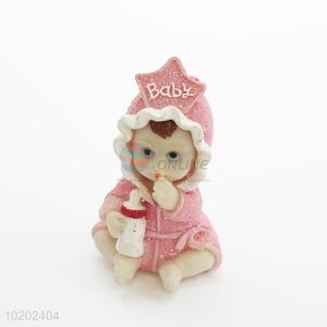 Beautiful infant resin article resin decoration craft