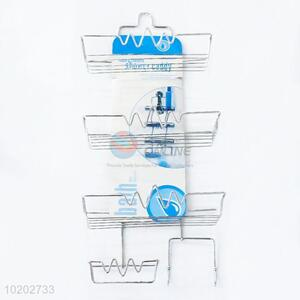 Latest Design Wall Mounted Shower Gel Bathroom Magic Bottle Holder