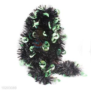Decorative Black Boa For Halloween Party