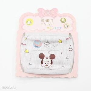 Promotional custom cotton mouth-muffle/mask for kids