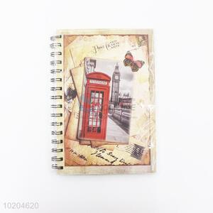 Competitive price good quality spiral notebook