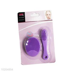 High sales best cool purple cleaning brush