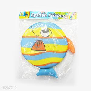 Good Quality Cartoon Fish Shaped Pet Frisbee