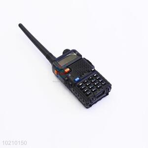 China Waterproof Radio Walkie-Talkie Intercom UHF&VHF Handheld Interphone