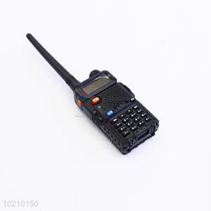 China Waterproof Radio Walkie-Talkie Intercom UHF&VHF Handheld Interphone