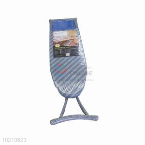 Striped iron cloth folding ironing board