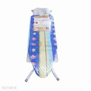 Multifunctional household laundry metal ironing board