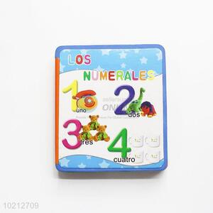 Promotional Gift Hardcover Children Book for Learning Numbers