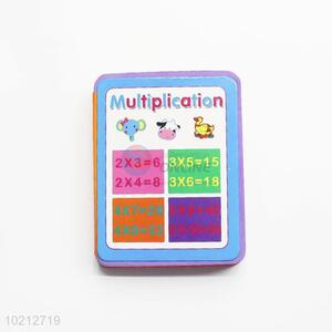New Design Educational Multiplication Printing Children Book