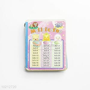 Latest Arrival EVA Child Book Coloring Children Books for Learning Multiplication