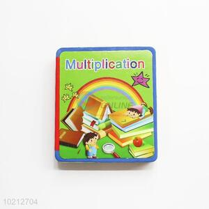 High Quality Multiplication Learning Books for Children
