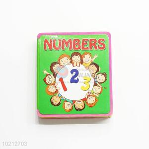 Hot Sale Hardcover Children Book for Learning Numbers