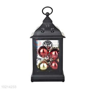Good Quality LED Candle Lantern/Storm Lantern with Colorful Ball for Festival/Party