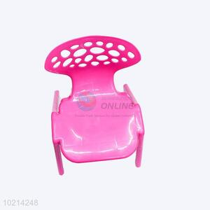 Mini safety plastic kids chair for wholesale