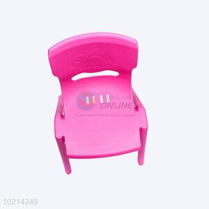 Eco-friendly Furniture Plastic Kids Chair