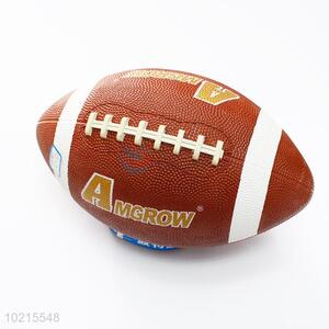 High quality machine-sewn pvc rugby ball for sale