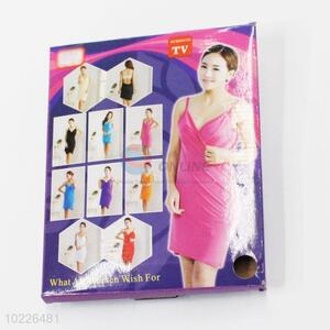 Household pink lady pajamas/nighty/nightgowns