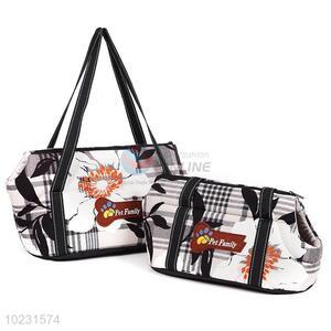Fancy cheap high sales pet travel shoulders bag