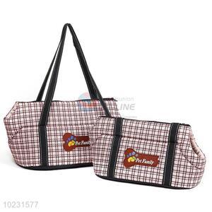 Bottom price factory supply pet travel shoulders bag