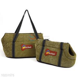 China factory price pet travel shoulders bag