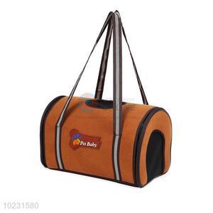 Beautiful style good quality pet travel shoulders bag