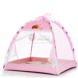 Competitive price good quality soft warm dog house/pet house