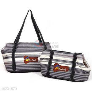 New arrival delicate style pet travel shoulders bag