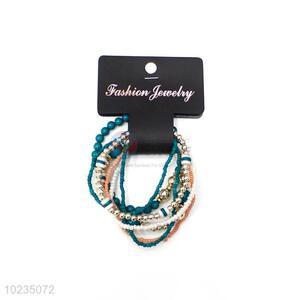 Creative Design Handmade Beads Bracelet For Ladies