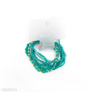 Cheap Handmade Colorful Beaded Bracelet Fashion Jewelry