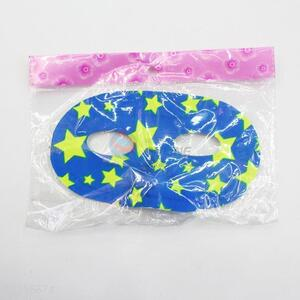 Hot sale blue star pattern party mask