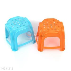 Nice design plastic stool for promotions