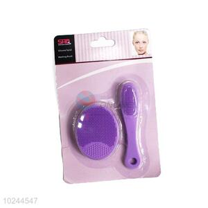 New Arrival Plastic Facial Washing Brush Cleaning Brush
