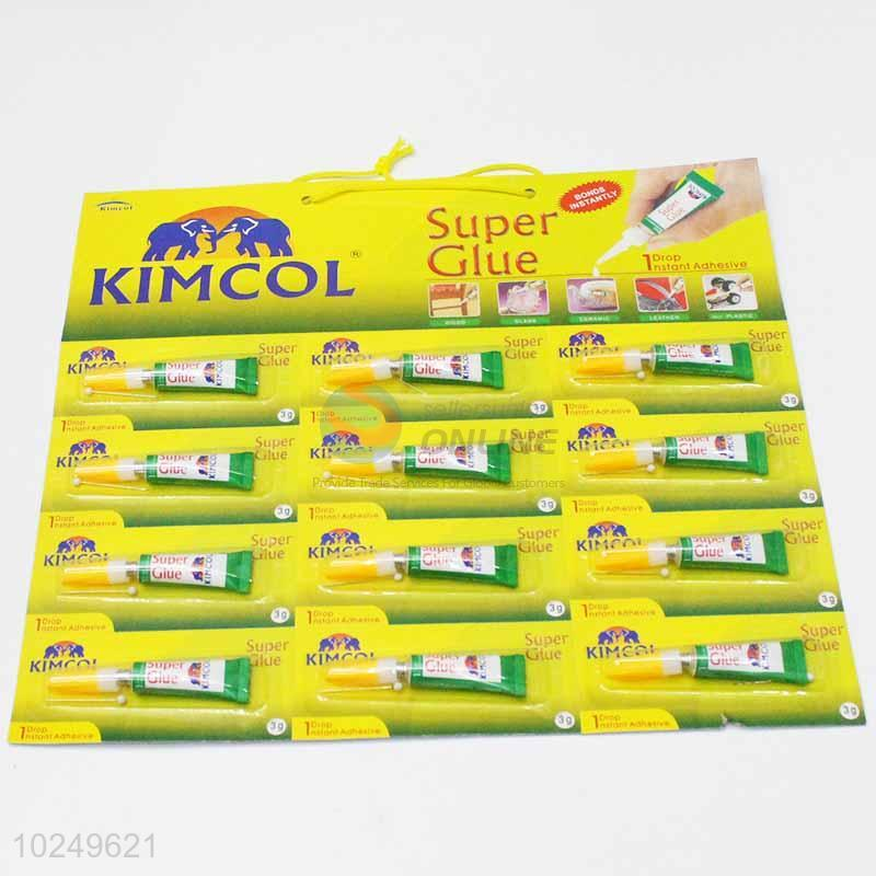 Cheap Price 12Pieces Powerful Super Glue - Sellersunion Online