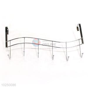 Best Quality Wave Shape Clothes Wall Hooks Metal Coat Hanger
