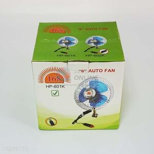Wholesale price mini automobile fan for cars